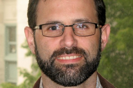 2015 Outstanding New Investigator: James Mitchell